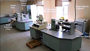 İlk Ulusal Meteorit Araştırmaları Laboratuvarı, ÇOMÜ'de Faaliyete Başladı