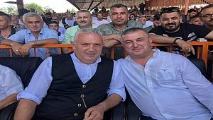 Kırkpınar ağasından Başkan Oruçlu'ya tam destek