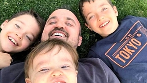 Ak Parti Gurup Başkanvekili Turan'ın ailesinin sünnet heyecanı
