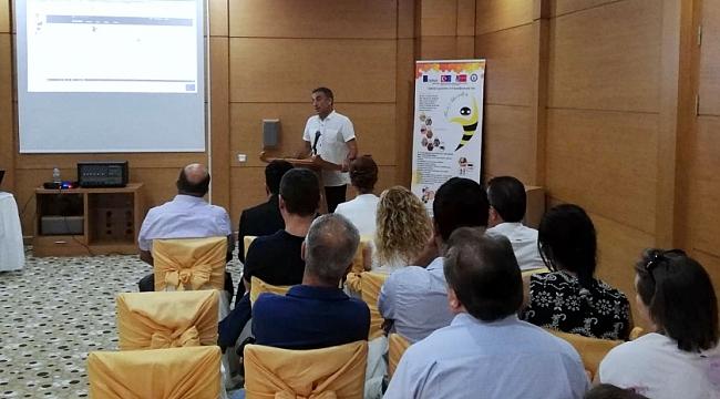 Arı Ürünleri İle Tedaviye İlişkin AB Projesinin Final Toplantısı Yapıldı