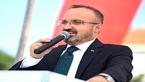 Bülent Turan'dan HDP'nin sokağa çıkma çağrısına sert tepki