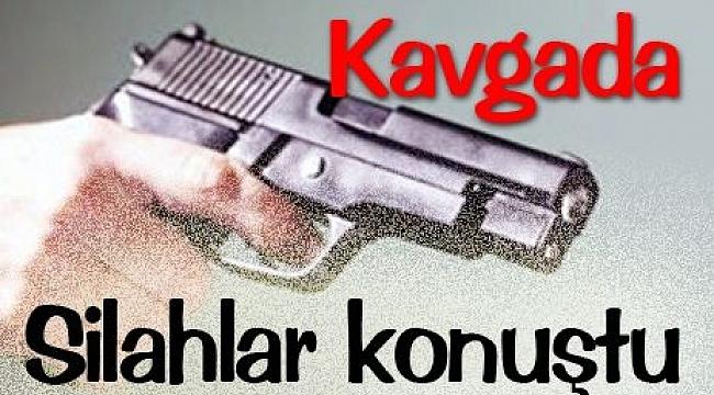 Çanakkale'de Alacak yüzünden çıkan kavgada Silahlar konuştu