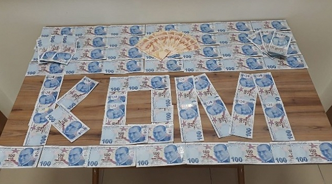 Çanakkale'de sahte para operasyonu: 5 gözaltı