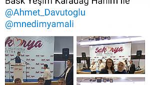 Kurulmamış partinin il başkanı Karadağ AK Parti'den istifa etti mi?
