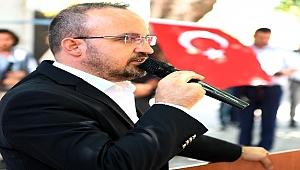 Bülent Turan'dan 'Gaziler Günü' mesajı
