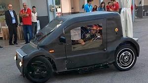 ÇOMÜ Elektrikli Araç Takımı Sancaktar Üniversitemizi Teknofestte Temsil Etti