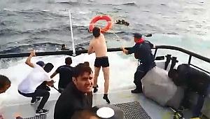 Kahraman Türk askeri böyle kurtardı