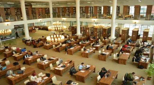 Katalog kayıtlarının güvenilirliğinde ÇOMÜ kütüphanesinin büyük başarısı