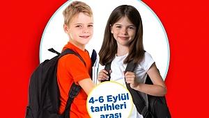 Şehre döndüğünüzde okul çantanız 17 Burda'da