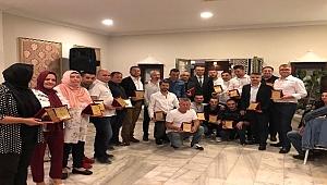 Biga'dan Amerika'ya uzanan 'Minar'ın çalışanları bir araya geldi