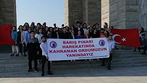 Birinci Sınıf Öğrencilerine Yönelik Şehitlik Ziyaretleri Projesi Başladı