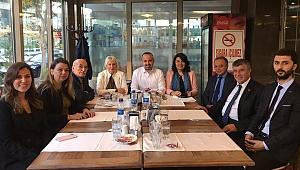 Çanakkale Belediye Meclis Üyeleri Ankara'da