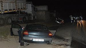 Çanakkale'de feci kaza: 1 ölü, 1 yaralı