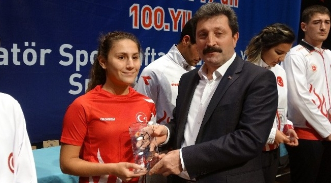'Kalenin Yıldızları Spor Başarı Ödülleri' sahiplerini buldu