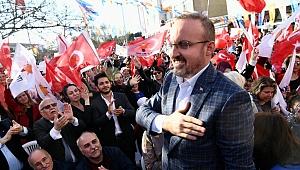 AK Parti, birçok coğrafyaya örnek ve ilham olmuş, sessiz devrimin adıdır.