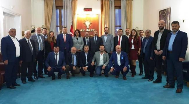 Ankara'da Çanakkale'nin Talepleri Tek Tek Yerine Getiriliyor
