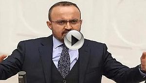 BÜLENT TURAN'DAN HDP'Lİ VEKİLE TOKAT GİBİ CEVAP!