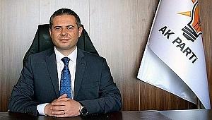 Çanakkale Ak Parti İl Başkanı Gültekin Yıldız istifa etti!