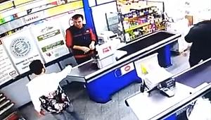 Çanakkale'deki market soygunu şüphelisi 3 gün sonra bir beldede yakalandı