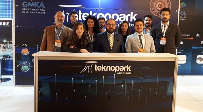 Çanakkale Teknopark, Smart Future World Expo 2019'a Katıldı