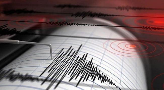 4,6 büyüklüğünde deprem!