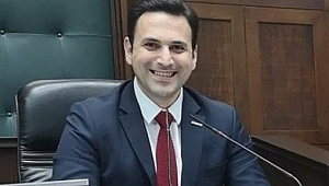 AK Parti Çanakkale İl Başkanı Naim Makas oldu