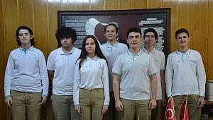 Bigalı öğrenciler Portekiz'de proje çalışmalarına katılacak
