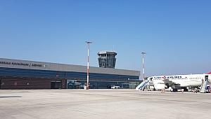 Çanakkale'de kasım ayında 10 bin 420 kişi hava yolunu kullandı