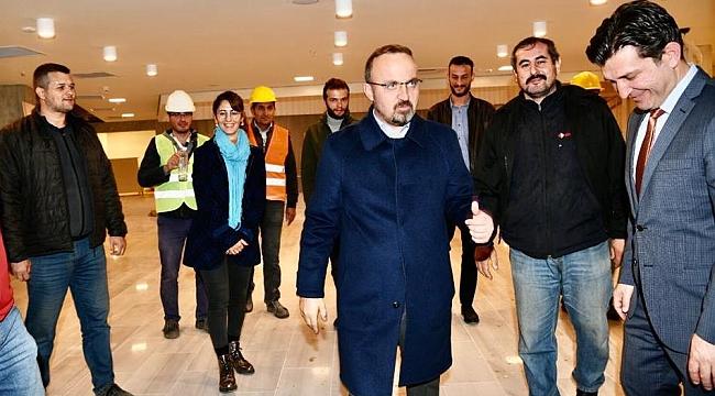 """""""Çanakkale şehitlerin ebedi istirahatgahı gazilerimizin manevi evidir"""""""