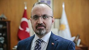 AK Parti Grup Başkanvekili Turan: Bugün, Libya'ya gitme diyenlere, yarın Kıbrıs'tan çık deme cesaretini vermeyeceğiz