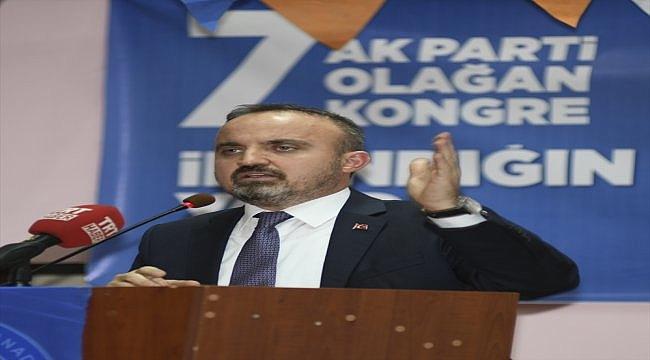"AK Partili Turan: ""CHP, 'gizli HDP' haline gelen bir parti oldu """