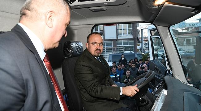AK Partili Turan'dan Geyikli'deki araçları geri çeken Avcılar Belediyesine tepki:
