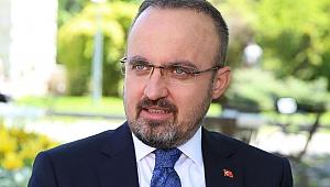 Bülent Turan'a destek yağdı