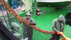 Çanakkale'de balıkçılara avlanma eğitimi