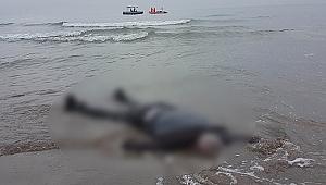 Çanakkale'de Sahil'de ceset bulundu