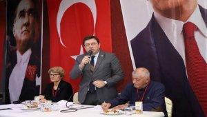 CHP Gelibolu İlçe Başkanlığına İsmail Parlak yeniden seçildi