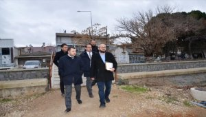 """Ezine'de """"Millet Bahçesi"""" projesi onaylandı"""