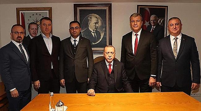 GEYİKLİ'YE 2022'DE DOĞALGAZ GELİYOR