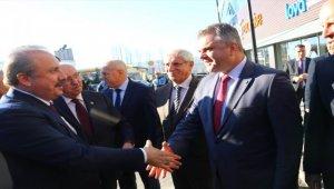 TBMM Başkanı Mustafa Şentop Tekirdağ'da konuştu: