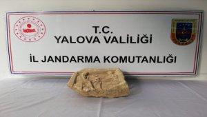 Yalova'da tarihi eser kaçakçısı 2 kişi yakalandı