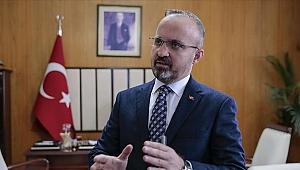 AK Parti Grup Başkanvekili Turan: Gezi olaylarında yaşanan Vandalizm'i unutamayız
