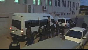 Balikesir'deki suç örgütüne yönelik operasyonda 7 kişi tutuklandı