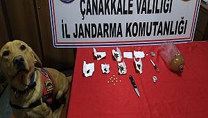 Çanakkale İl Jandarma Komutanlığı'ndan 'Uyuşturucu Madde İmal Ve Ticareti' Operasyonu