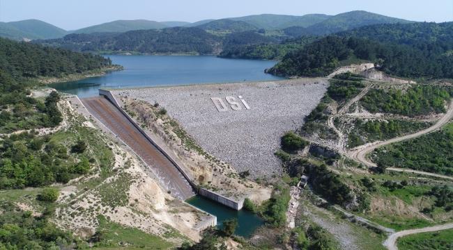 DSİ Çanakkale'ye 18 Baraj 7 Gölet inşa etti.