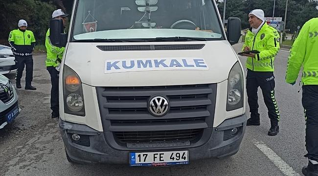 Çanakkale'de Toplu Taşıma Araçlarında Koronavirüs tedbiri Önlemleri