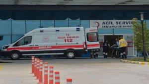 Çanakkale'de 40 öğrenci besin zehirlenmesi teşhisiyle hastaneye kaldırıldı