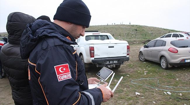 Edirne'de kayıp kişinin cesedi bulundu