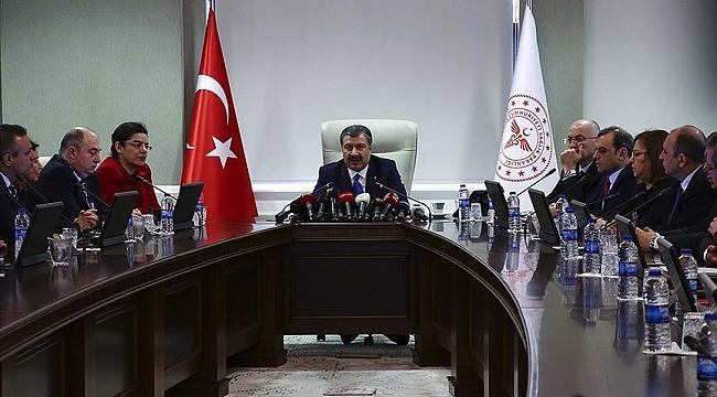 Sağlık Bakanlığı Koronavirüs Bilim Kurulu toplanacak