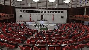 İnfaz düzenlemesinin ikinci bölümü TBMM Genel Kurulunda kabul edildi
