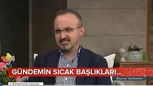 AK Parti Grup Başkanvekili Bülent Turan'dan erken seçim açıklaması: İyi niyetli değil